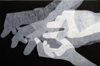 Estampa papel japón 100 x 70 cm